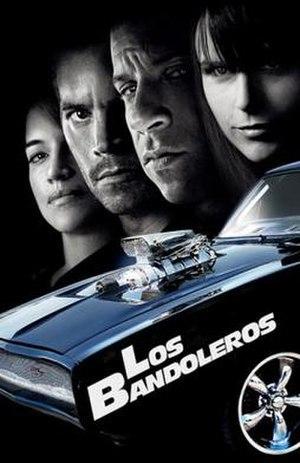 Los Bandoleros (film) - Image: Los Bandoleros Film Poster