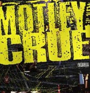 Mötley Crüe (album) - Image: Mötley Crüe album cover art