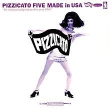 Resultado de imagen para pizzicato five Made in USA (1994)
