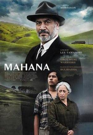 Mahana (film) - Image: Mahana (film)