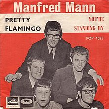 Manfred man pretty flamingo.jpg