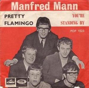 Pretty Flamingo - Image: Manfred man pretty flamingo