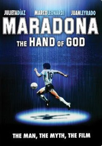 Maradona, the Hand of God - Image: Maradona, the Hand of God