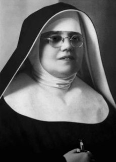 Marija Petković Founder of the Catholic Congregation of the Daughters of Mercy