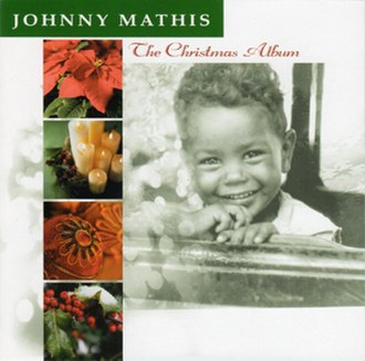The Christmas Album (Johnny Mathis album) - Image: Mathis Christmas