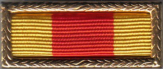 State Guard Association of the United States - Discontinued MEMS Command and Staff College Unit Citation