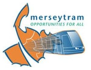 Merseytram - Image: Merseytram logo