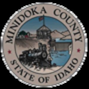 Minidoka County, Idaho - Image: Minidoka County, Idaho seal