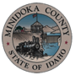 Seal of Minidoka County, Idaho