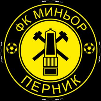 FC Minyor Pernik - Image: Minyor pernik logo
