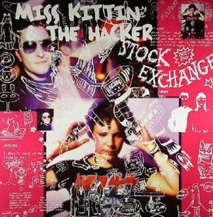 Stock Exchange (song) - Image: Miss Kittin Stock Exchange