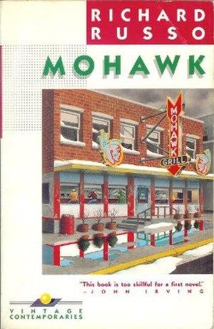 Mohawk (novel) - Image: Mohawk Novel