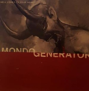 Hell Comes to Your Heart - Image: Mondo Generator Hell Vinyl