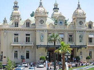 Chic - Riviera chic—Monte Carlo.