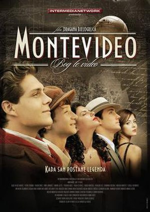 Montevideo, God Bless You! - Official Poster