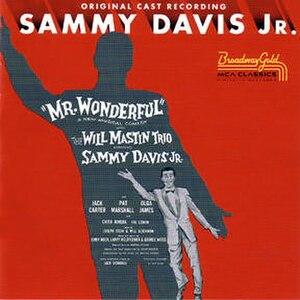 Mr. Wonderful (musical) - Image: Mr Wonderful