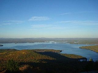 Lake Winnipesaukee lake