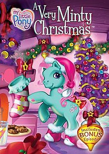 The Christmas Chronicles 2018 Dvd Cover.My Little Pony A Very Minty Christmas Wikipedia