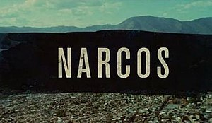 Narcos - Image: Narcos title card