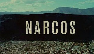 <i>Narcos</i> American-Colombian-Mexican crime drama series