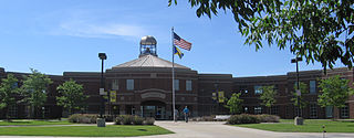Neuqua Valley High School Public secondary school in Naperville, Dupage, Illinois, United States