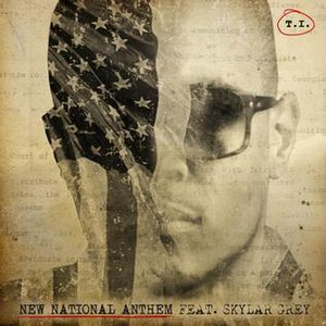 New National Anthem - Image: New National Anthemcoverart