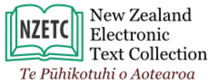 New Zealand Electronic Text Centre - Image: New Zealand Electronic Text Collection logo