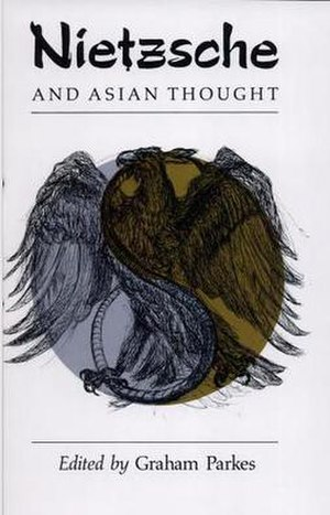 Nietzsche and Asian Thought - Cover of the first edition