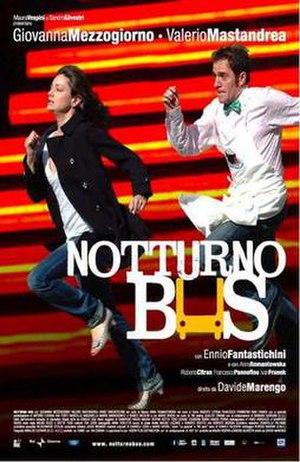 Night Bus - Image: Night Bus poster