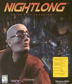 Nightlong Union City Patch