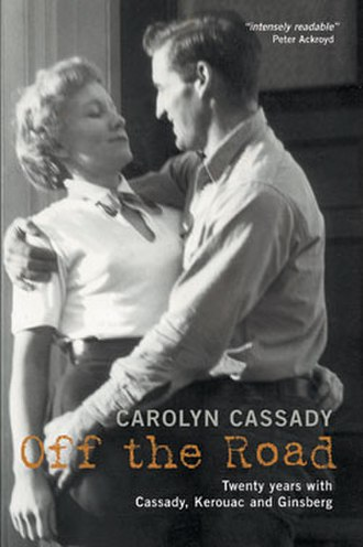 Off the Road - Image: Off the Road Carolyn Cassady