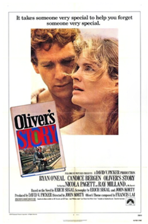 Oliver's Story (film) - Theatrical release poster