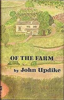 <i>Of the Farm</i> novel by John Updike