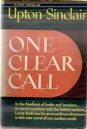 One Clear Call - First edition
