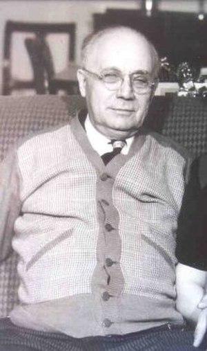 Otto Frederick Rohwedder - Otto Frederick Rohwedder