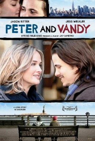 Peter and Vandy - Theatrical release poster