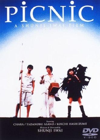 Picnic (1996 film) - Image: Picnic dvd cover