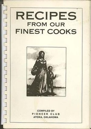 Image used on cook book cover.