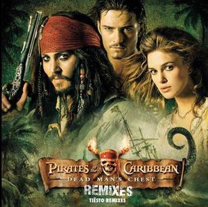 He's a Pirate - Image: Pirates of the Caribbean Tiesto Remixes
