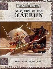 Player's Guide to Faerûn - Wikipedia