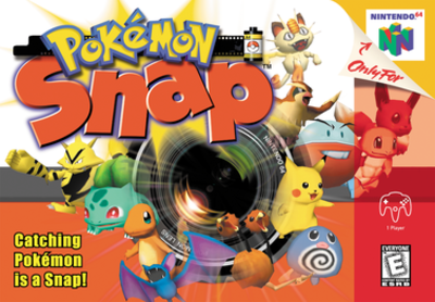 Picture of a game: Pokémon Snap