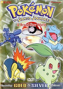 List of Pokémon: The Johto Journeys episodes - Wikipedia