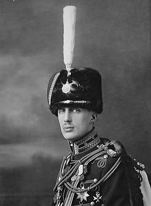 Prince Gabriel Constantinovich of Russia - Prince Gabriel Constantinovich in uniform