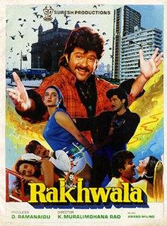<i>Rakhwala</i> (1989 film) 1989 Hindi film directed by K. Muralimohana Rao