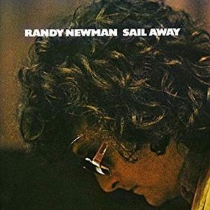 Sail Away (Randy Newman album) - Image: Randy Newman Sail Away (album cover)