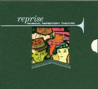 Reprise Musical Repertory Theatre - Image: Reprise Musical Repertory Theatre