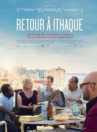 Return to Ithaca - Theatrical release poster