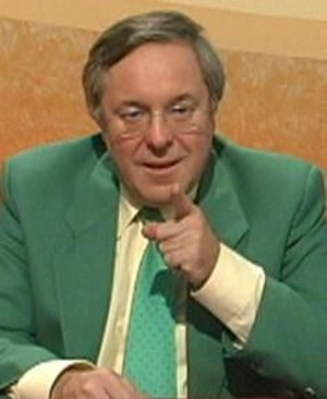 Richard Whiteley - Whiteley in the early 2000s