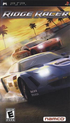Ridge Racer (2004 video game) - Image: Ridge Racer (PSP) Coverart
