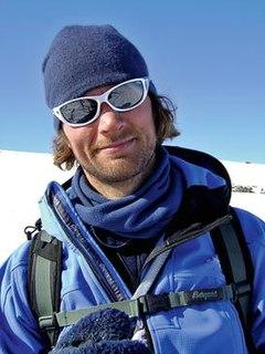 Rolf Bae Norwegian Arctic adventurer and mountaineer